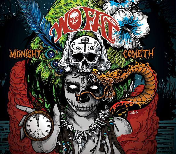 Cover WO FAT, midnight cometh