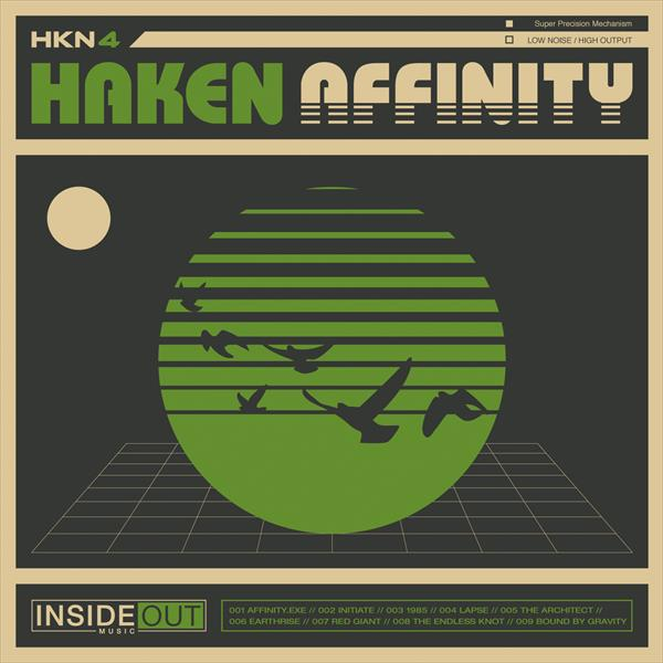 HAKEN, affinity cover