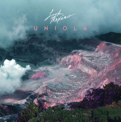LOOK MEXICO, uniola cover