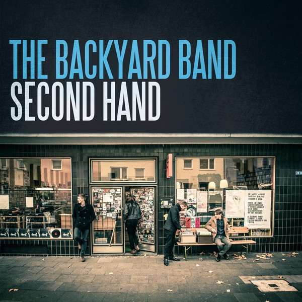 Cover BACKYARD BAND, second hand