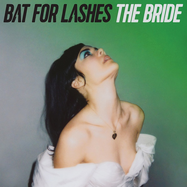 Cover BAT FOR LASHES, the bride