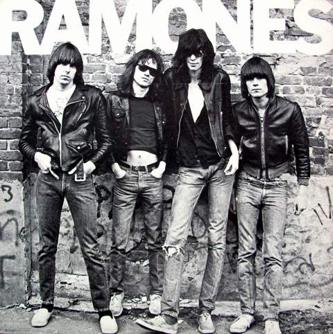 Cover RAMONES, s/t - 40th anniversary deluxe edition