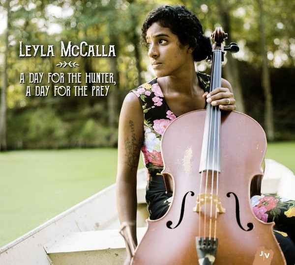 Cover LEYLA MCCALLA, a day for the hunter, a day for the prey