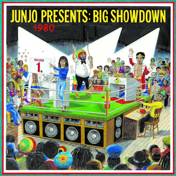 Cover HENRY JUNJO LAWES, presents big showdown