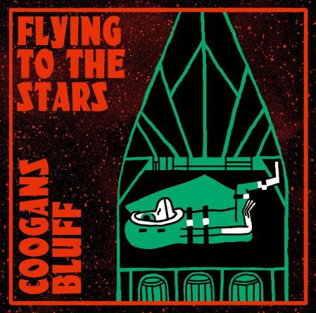 Cover COOGANS BLUFF, flying to the stars