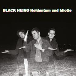 BLACK HEINO, heldentum und idiotie cover
