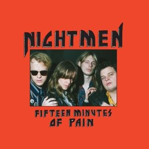 Cover NIGHTMEN, fifteen minutes of pain