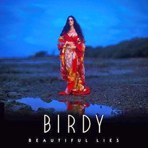 Cover BIRDY, beautiful lies