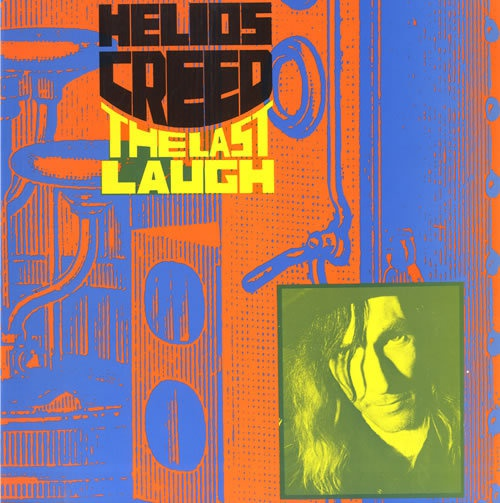 Cover HELIOS CREED, last laugh