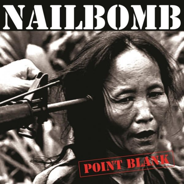 NAILBOMB, point blank cover