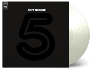 Cover SOFT MACHINE, fifth