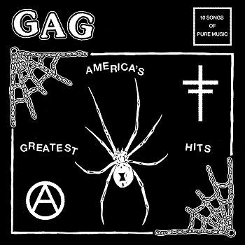 Cover GAG, america´s greatest hits
