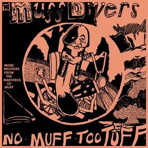 Cover MUFF DIVERS, no muff too tuff