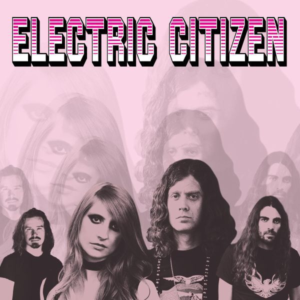 Cover ELECTRIC CITIZEN, higher time