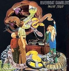 Cover RIVERBOAT GAMBLERS, massive fraud