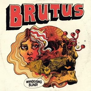 Cover BRUTUS, wandering blind