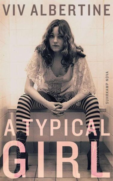 Cover VIV ALBERTINE, a typical girl