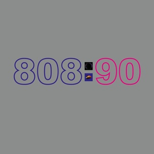 Cover 808 STATE, 808:90 (expanded)