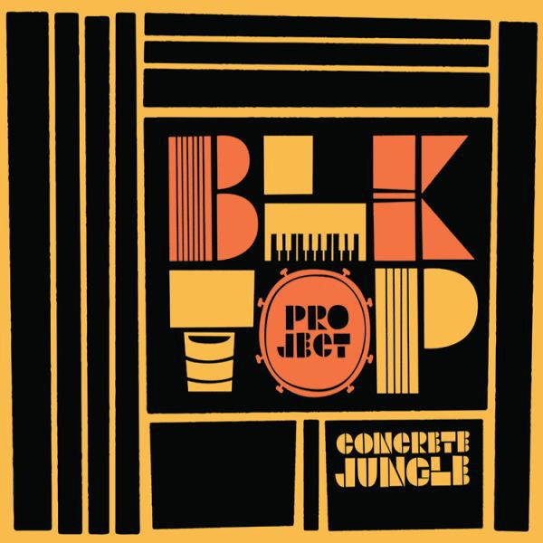 Cover BLKTOP PROJECT (TOMMY GUERRERO & RAY BARBEE), concrete jungle