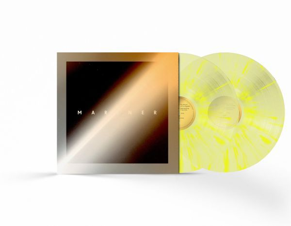 Cover CULT OF LUNA, mariner (yellow transparent vinyl)