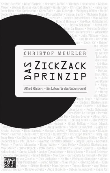 CHRISTOF MEUELER, das zick-zack prinzip cover