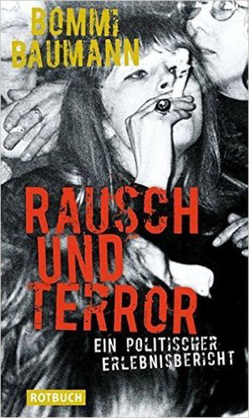 BOMMI BAUMANN/CHRISTOF MEUELER, rausch und terror cover