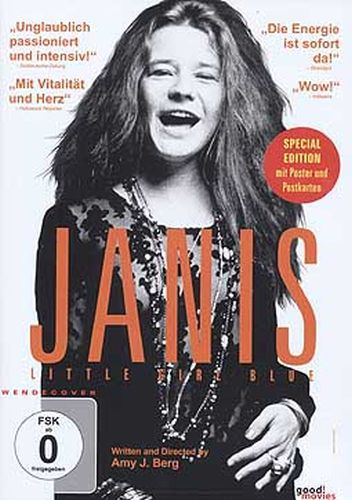 Cover MOVIE, janis: little girl blue