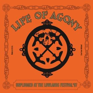 Cover LIFE OF AGONY, unplugged at lowlands 97