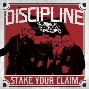 Cover DISCIPLINE, stake your claim