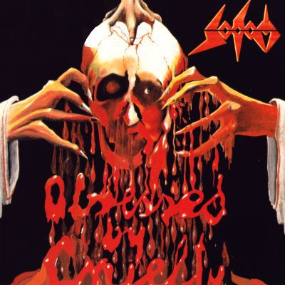 Cover SODOM, obsessed by cruelty (30th anniversary)