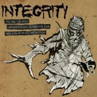 Cover INTEGRITY / POWER TRIP, split