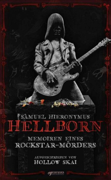 Cover HOLLOW SKAI, samuel hieronymus hellborn