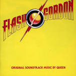 QUEEN, flash gordon cover