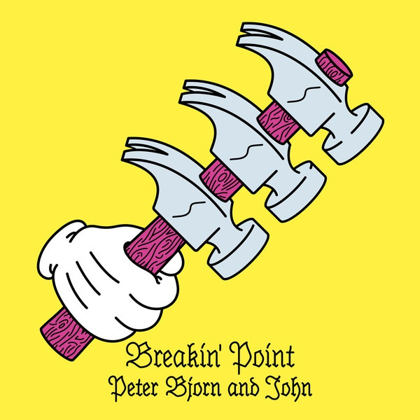 PETER, BJORN & JOHN, breakin point cover