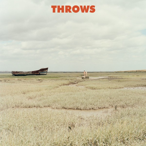 THROWS, s/t cover
