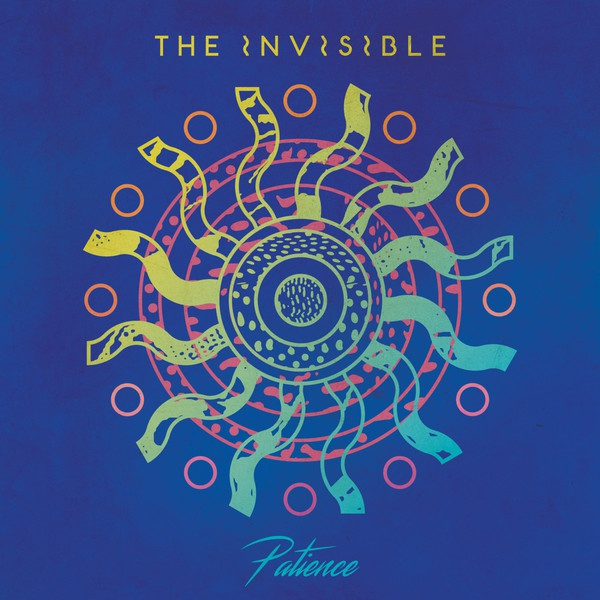 Cover INVISIBLE, patience