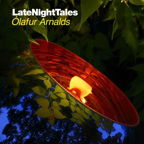 Cover OLAFUR ARNALDS, late night tales