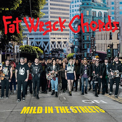 V/A, mild in the streets cover