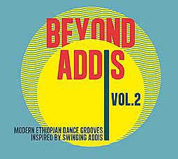 Cover V/A, beyond addis 2 - modern ethiopian dance grooves