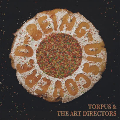 Cover TORPUS & THE ART DIRECTORS, being discovered