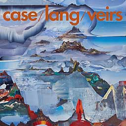 CASE / LANG / VEIRS, s/t cover