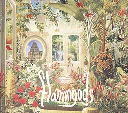 Cover FLAMINGODS, majesty