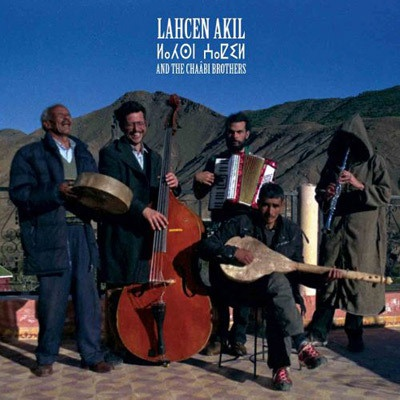 LAHCEN AKIL & THE CHAABI BROTHERS, s/t cover
