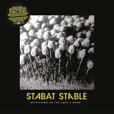 STABAT STABLE, ultrissima on the junk moon cover