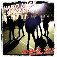 HARD LUCK STREET, mosaics cover