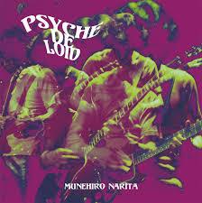 MUNEHIRO NARITA, psyche de loid cover
