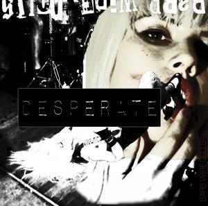Cover BARB WIRE DOLLS, desperate