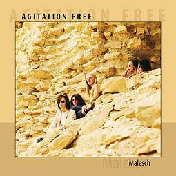 Cover AGITATION FREE, malesh