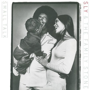 SLY & THE FAMILY STONE, small talk cover