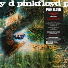 Cover PINK FLOYD, a saucerful of secrets